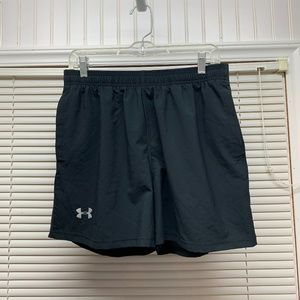 NWOT Under Armour Men's Shorts, Heat Gear, Size Lg